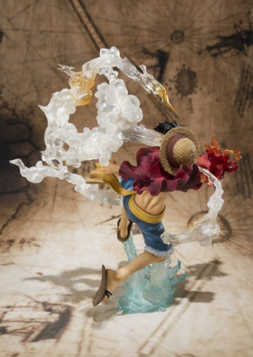 Image 5 for One Piece - Monkey D. Luffy - Figuarts ZERO - Battle ver. (Bandai)
