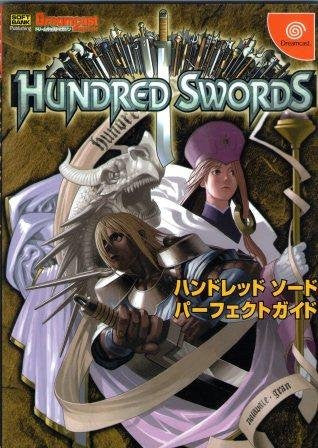 Image for Hundred Swords Perfect Guide Book / Dc