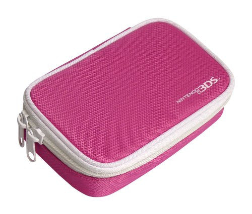 Image 3 for Compact Pouch 3DS (Pink)