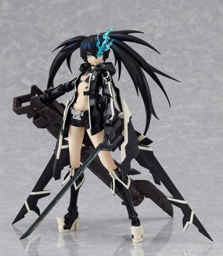 Image 2 for Black ★ Rock Shooter - The Game - Black ★ Rock Shooter - Figma #116 (Max Factory)