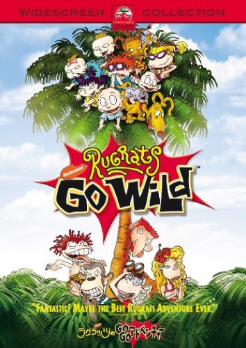 Image 1 for Rugrats Go Wild