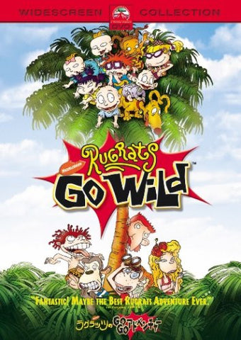 Image for Rugrats Go Wild