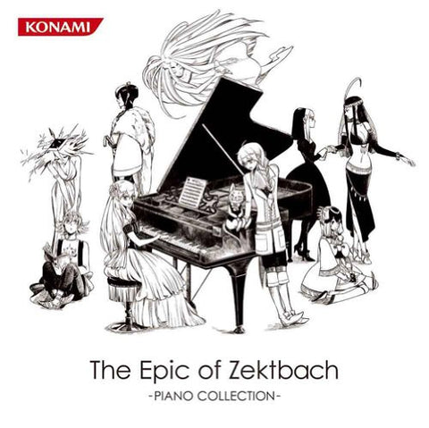 Image for The Epic of Zektbach -PIANO COLLECTION-