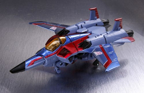 Image 2 for Transformers Animated - Starscream - TA07 (Takara Tomy)
