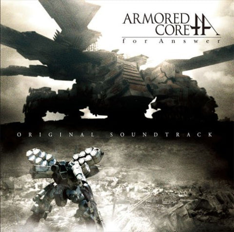 Image for Armored Core: for Answer Original Soundtrack