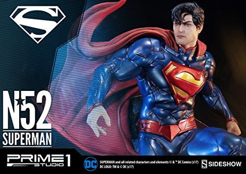 Image 7 for Justice League - Superman - Premium Masterline PMN52-01 - 1/4 - The New52! (Prime 1 Studio, Sideshow Collectibles)