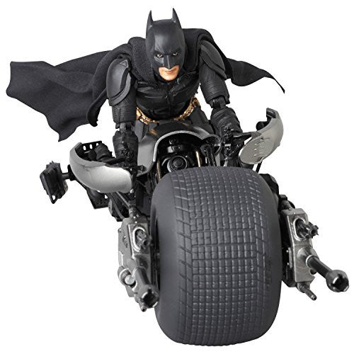 Image 11 for The Dark Knight - Batpod - Mafex #8 - 1/12 (Medicom Toy)