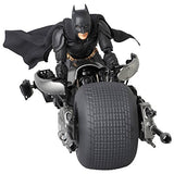 Thumbnail 11 for The Dark Knight - Batpod - Mafex #8 - 1/12 (Medicom Toy)