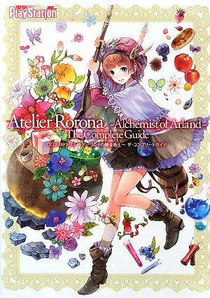 Image for Atelier Violet: Alchemist Of Arland The Complete Guide