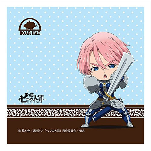 Nanatsu No Taizai Gilthunder Mini Towel Towel Atelier Magi After most of the first season and first part of the series, gilthunder was seen as a powerful holy knight. nanatsu no taizai gilthunder mini