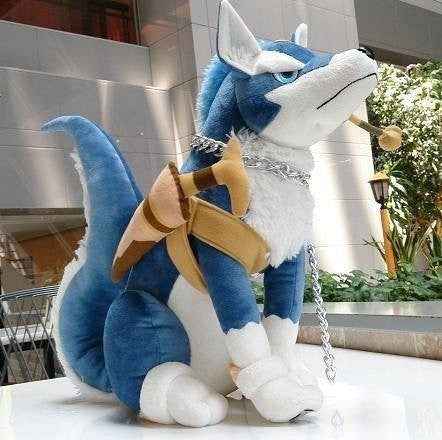 Image 3 for Tales of Vesperia - Repede - Plush