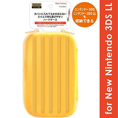 Image for Trunk Case for New 3DS LL (Yellow)