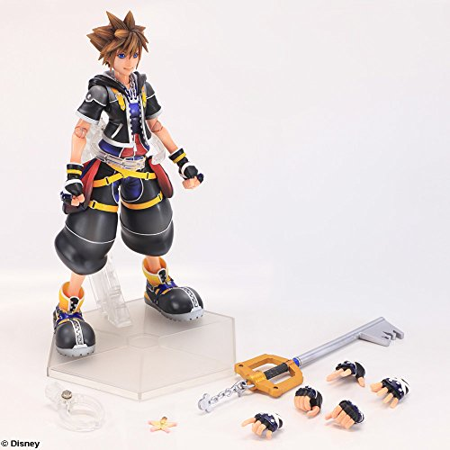 Image 8 for Kingdom Hearts HD 2.5 ReMIX - Sora - Play Arts Kai (Square Enix)