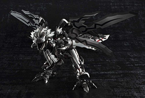 Image 2 for Monster Hunter - Hunter - Liolaeus - Chogokin - Chogokin Ka Signature (Bandai)