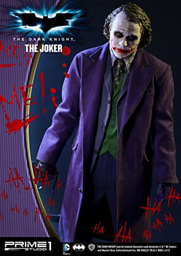 Image 11 for The Dark Knight - Joker - High Definition Museum Masterline Series HDMMDC-01 - 1/2 (Prime 1 Studio)