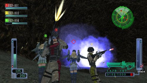 Image 9 for Earth Defense Force 3 Portable