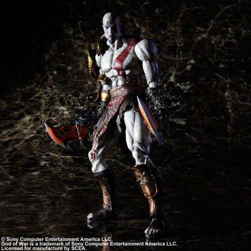 Image 6 for God of War - Kratos - Play Arts Kai (Square Enix)