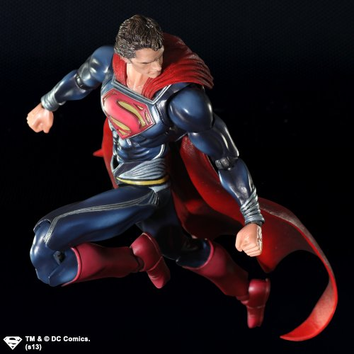 Image 5 for Man of Steel - Superman - Play Arts Kai (Square Enix)