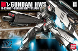 Kidou Senshi Gundam: Char's Counterattack - FA-93HWS ν Gundam Heavy Weapons System Type - HGUC 093 - 1/144 (Bandai) - 1