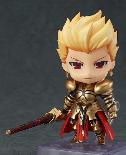 Image 4 for Fate/Stay Night - Gilgamesh - Nendoroid #410 (Good Smile Company)