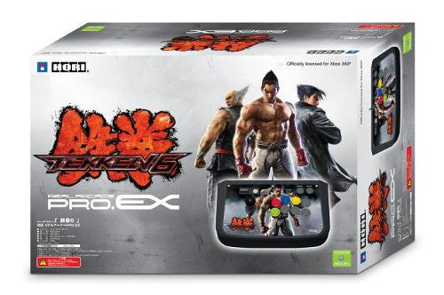 Image 2 for HORI Real Arcade Pro.EX (Tekken 6 Design)
