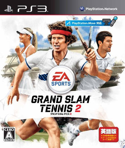 Image for Grand Slam Tennis 2