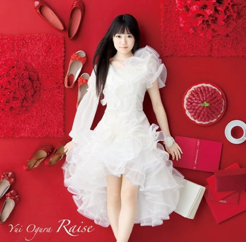 Image for Raise / Yui Ogura
