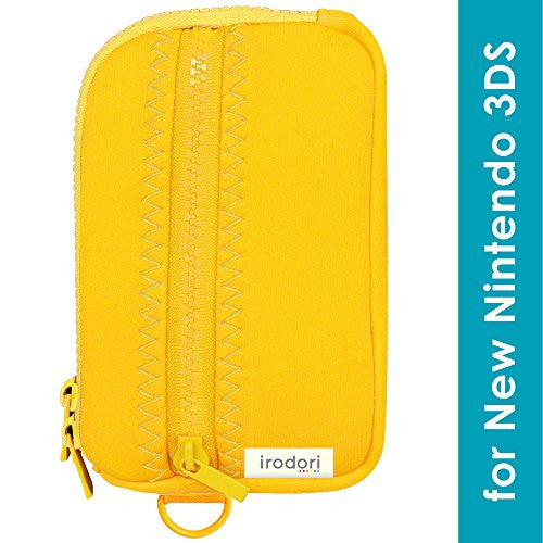 Image 2 for Cushion Pouch for New 3DS (Yellow)