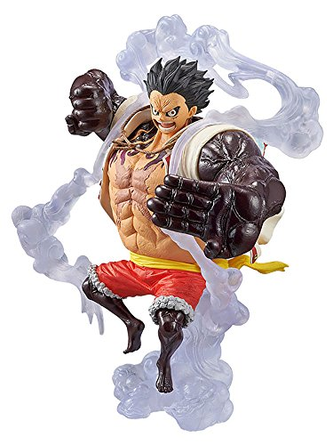 One Piece - Monkey D. Luffy - King of Artist - Gear Fourth, The Bound Man