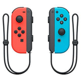 Thumbnail 1 for Nintendo Switch - Joy-Con - (L)Neon-Red/(R)Neon-Blue