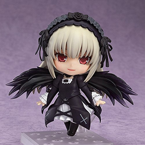 Image 2 for Rozen Maiden - Suigintou - Nendoroid #440 (Good Smile Company)