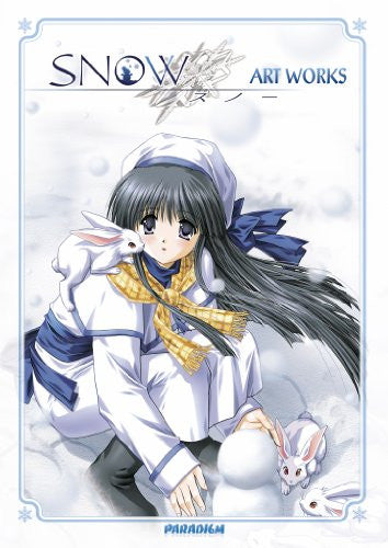 Snow Art Works Illustration Art Book
