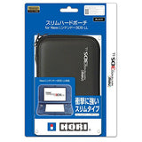 Thumbnail 1 for Slim Hard Pouch for New 3DS LL (Black)