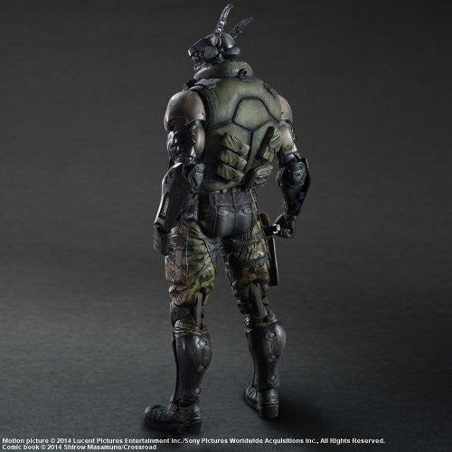 Image 5 for Appleseed Alpha - Briareos Hecatonchires - Play Arts Kai (Square Enix)