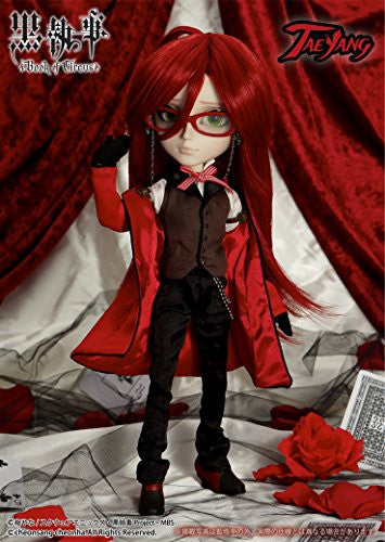 Image 11 for Kuroshitsuji ~Book of Circus~ - Grell Sutcliff - Pullip (Line) - TaeYang T-255 - 1/6 (Groove)