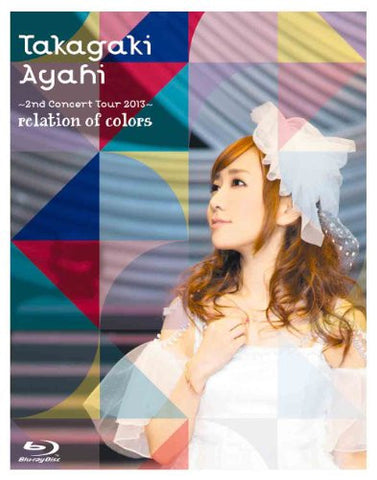 Image for 2nd Concert Tour 2013 - Relation Of Colors