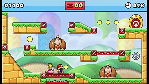 Image 2 for Mario vs. Donkey Kong Minna de Mini-Land