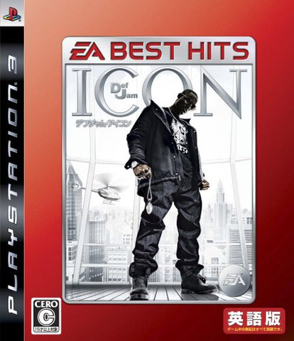 Image for Def Jam Icon (EA Best Hits)