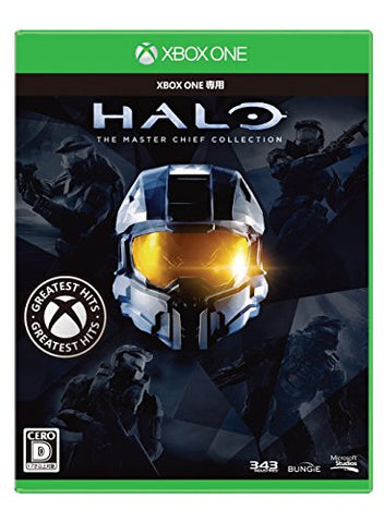 Image for Halo: The Master Chief Collection (Greatest Hits)