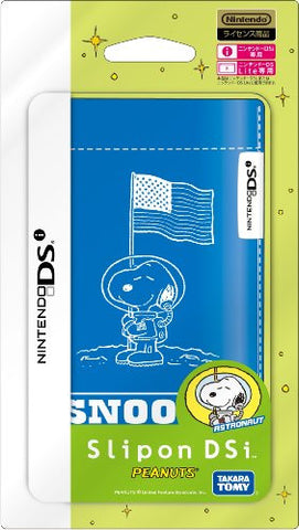 Image for Slipon DSi Peanuts (Blue)