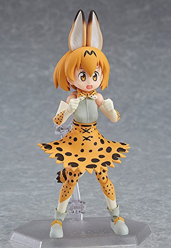 Image 4 for Kemono Friends - Serval - Figma #362 (Max Factory)
