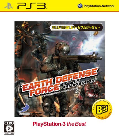Image for Earth Defense Force: Insect Armageddon [PlayStation3 the Best Version]