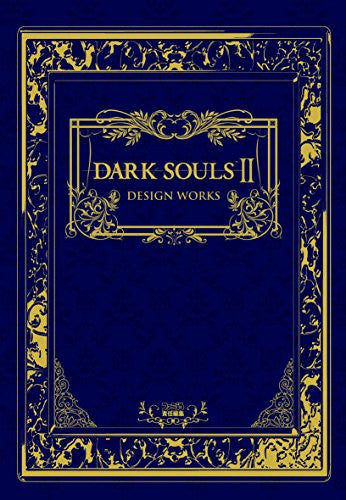 Image 1 for Dark Souls Ii Design Works