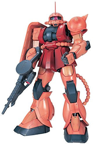 Image 5 for Kidou Senshi Gundam - MS-06S Zaku II Commander Type Char Aznable Custom - PG - 1/60 (Bandai)