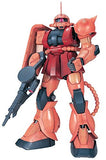 Thumbnail 5 for Kidou Senshi Gundam - MS-06S Zaku II Commander Type Char Aznable Custom - PG - 1/60 (Bandai)