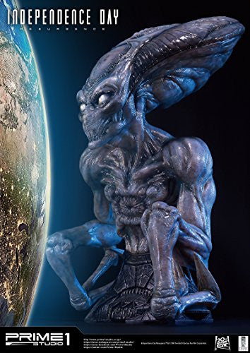 Image 5 for Independence Day: Resurgence - Alien - Bust - Life-Size Bust LSIDR-01 - 1/1 (Prime 1 Studio)