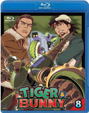 Thumbnail 2 for Tiger & Bunny 8