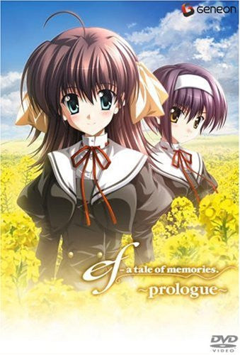 Image 1 for Ef - A Tale of Memories. -prologue- [Limited Edition]