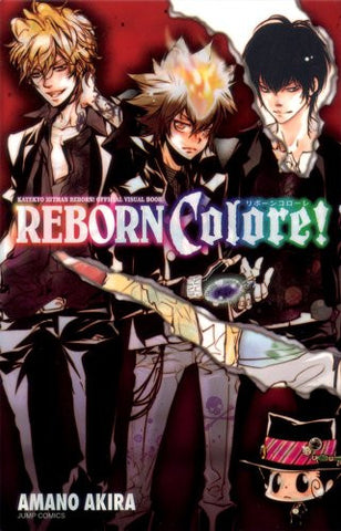 Image for Katekyou Hitman Reborn!   Official Visual Book Reborn Colore!
