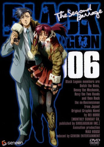 Image for Black Lagoon The Second Barrage 006
